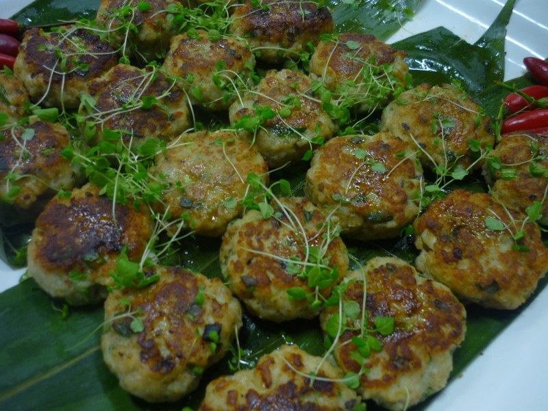 Asian Fish Cakes